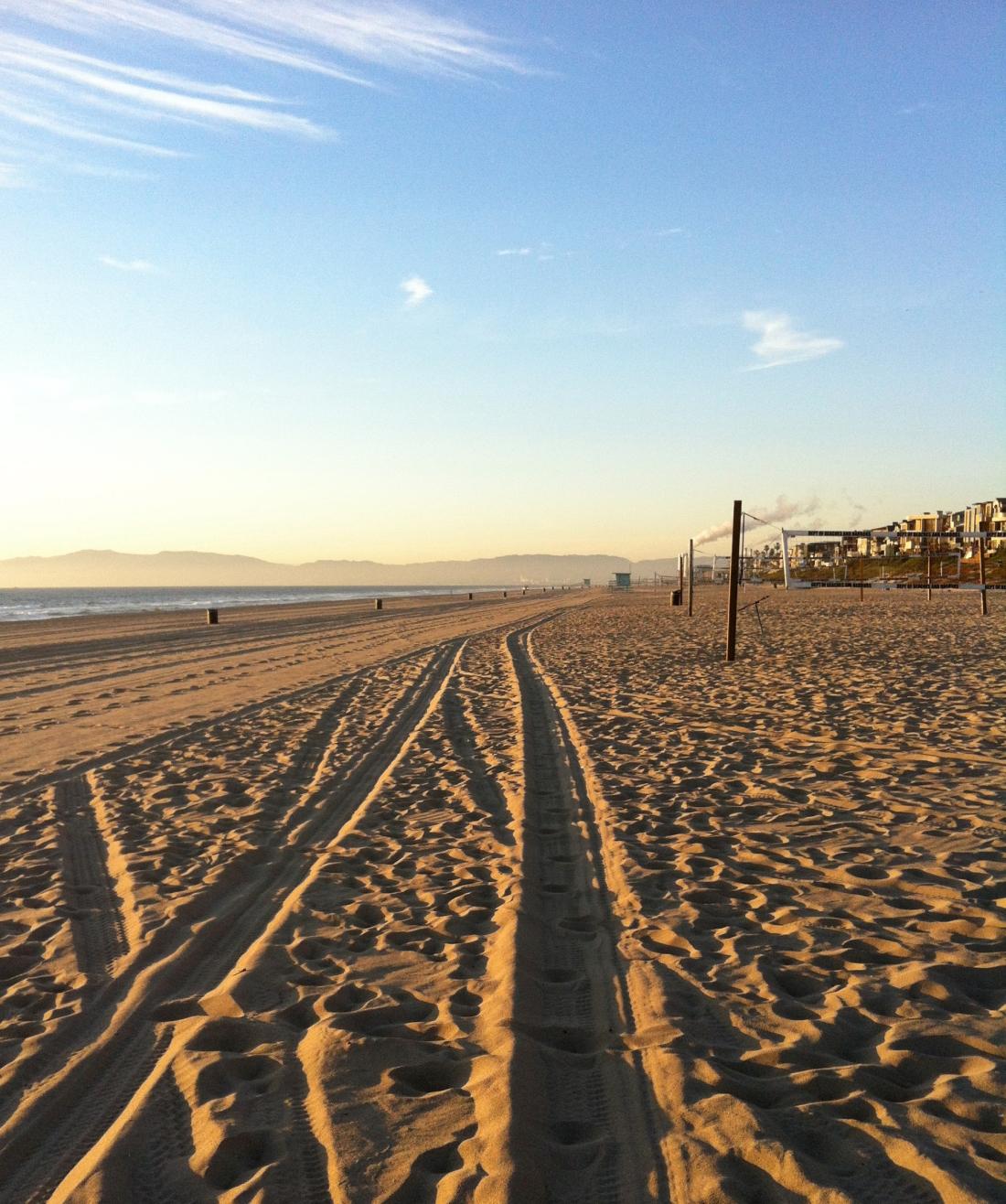 golden-hour-manhattan-beach-feb-2013