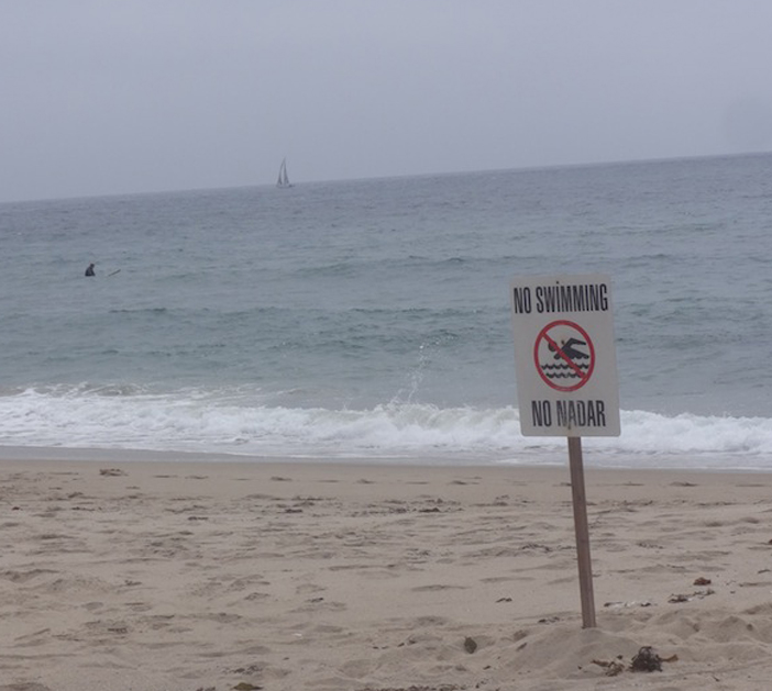 hermosa-no-swim-near-pier