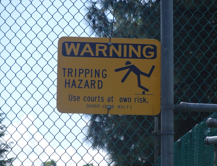 tennis-court-hazard