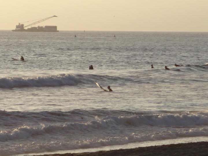 el-porto-at-sunset