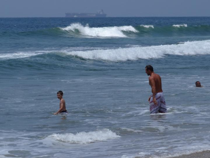 sunday-swimmers-hermosa-june-2013