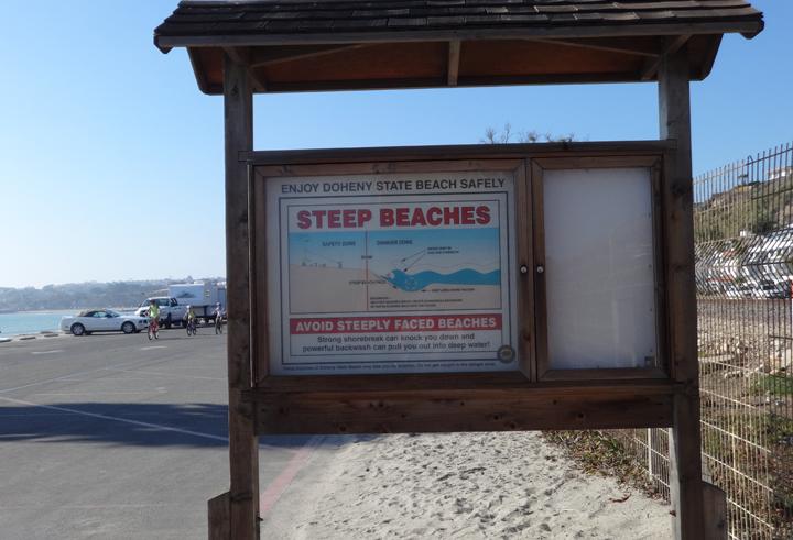 steep-beaches-doheny-danger