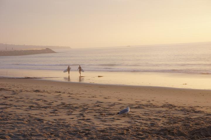 near-sunset-surfers-hermosa