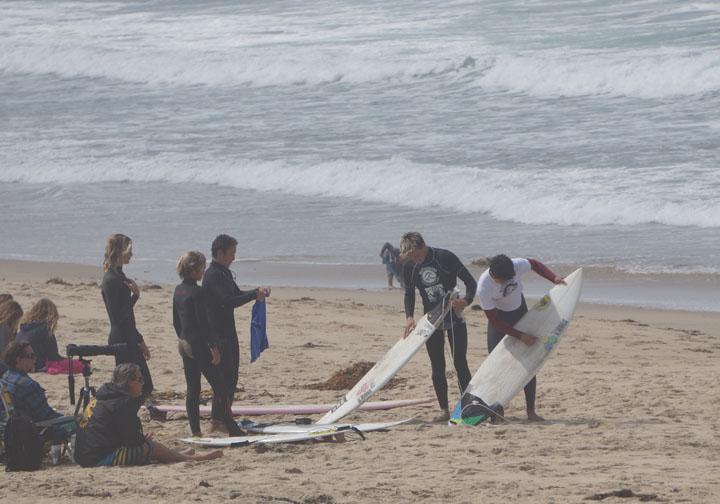 board-inspection-hermosa-high-school-surfers