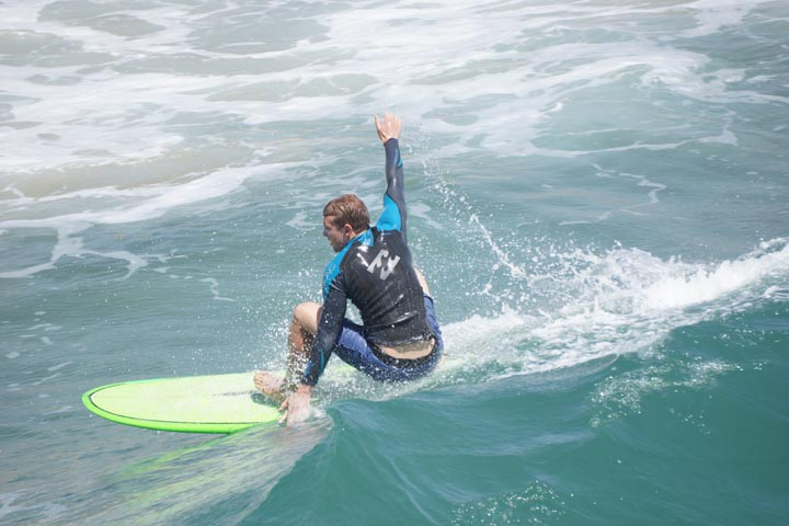 surfing-manhattan-beach-sunday