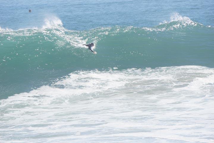 body-surfer-wave-wedge-newport-beach-big-swells-hurricane-marie