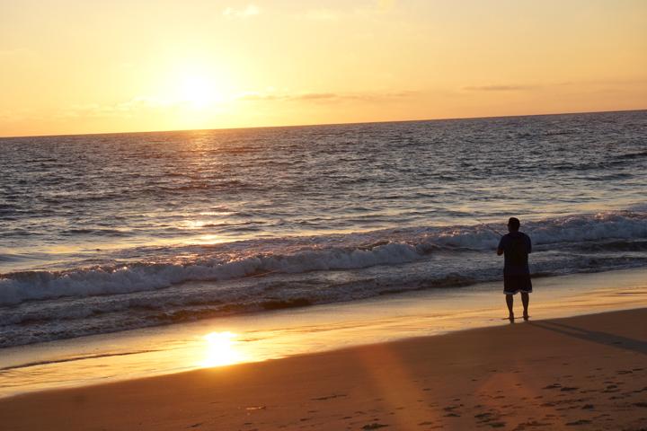 casting-line-sunset-herondo