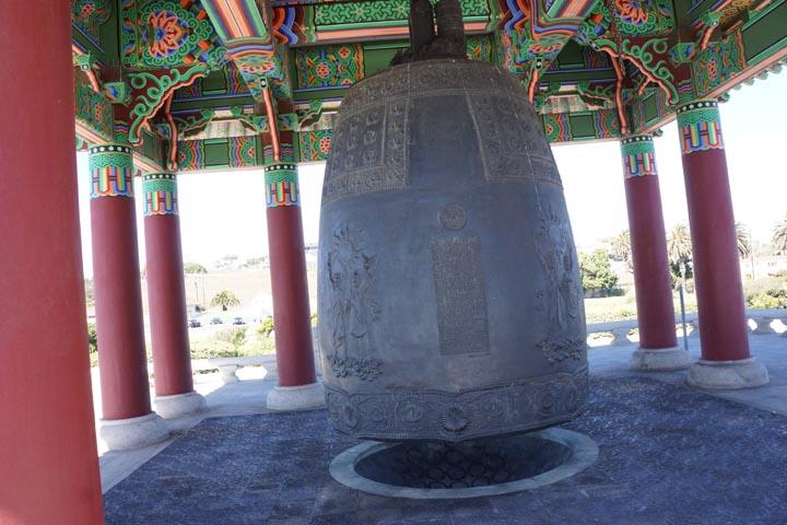 korean-friendship-bell-san-pedro