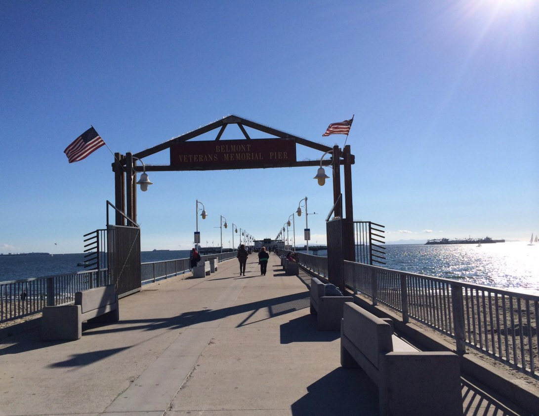 belmont-veterans-memorial-pier-arch-way