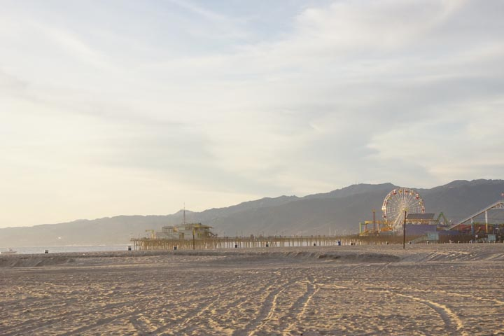 santa-monica-pier-golden-hour