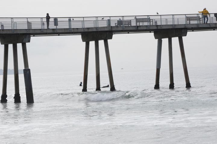 surfers-waiting-near-hermosa-pier