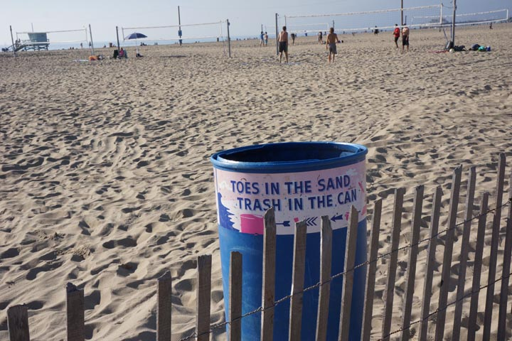toes-in-sand-trash-can-santa-monica