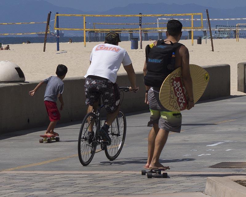 three-wheeling-hermosa-beach