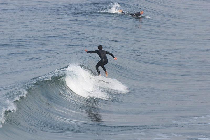 surfers-exchanging-glances-hermosa-jan-sat